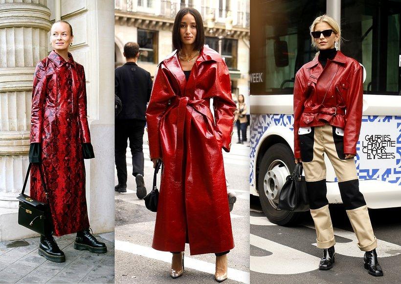 Znalezione obrazy dla zapytania paris fashion week 2020 street fashion