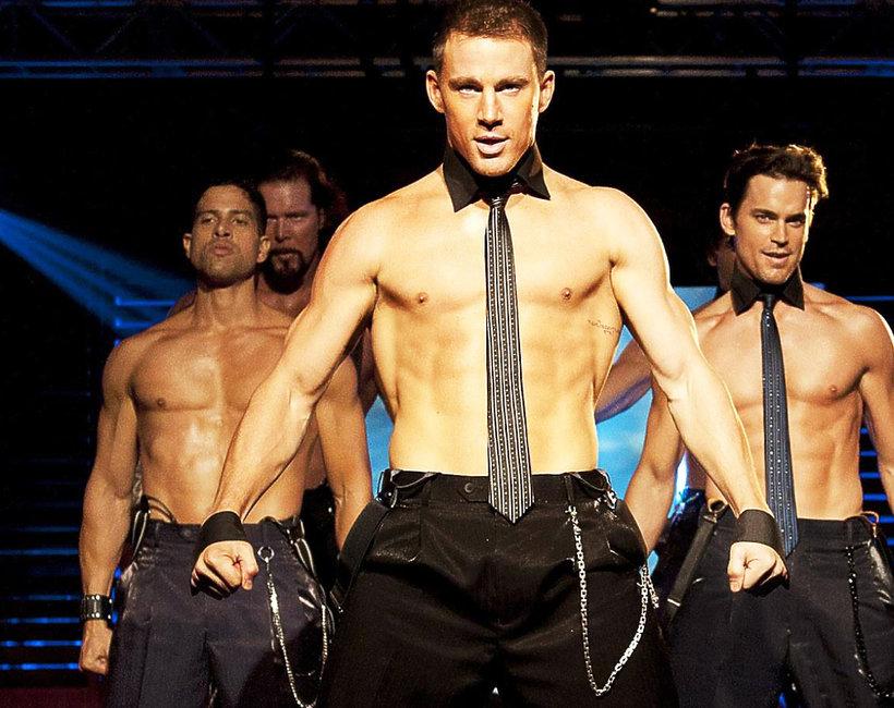 Striptease, Channing Tatum, Magic Mike