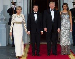 styl Brigitte Macron, Melania Trump, styl Melanii Trump