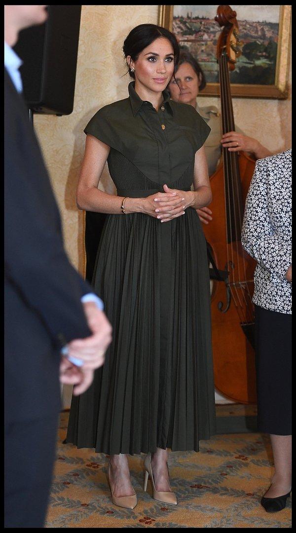 Stylizacja księżnej Meghan, stylizacje Meghan, księżna Meghan