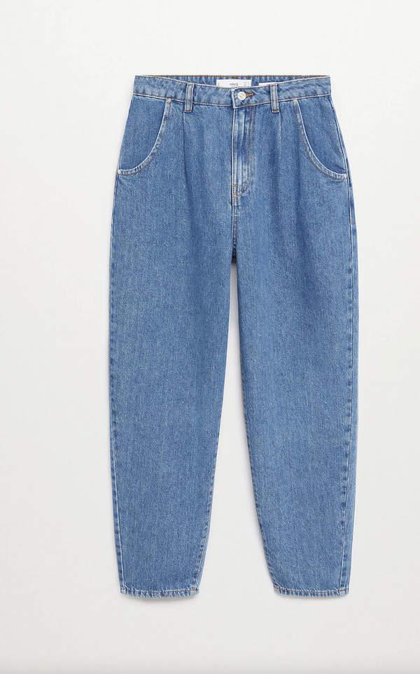 Stylizacja Małgosia Socha, spodnie jeansowe