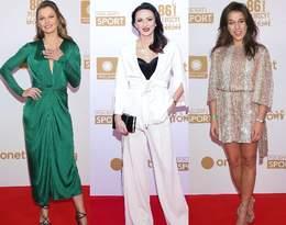 Gala Mistrzów Sportu 2021. Jak gwiazdy prezentowały się na czerwonym dywanie?