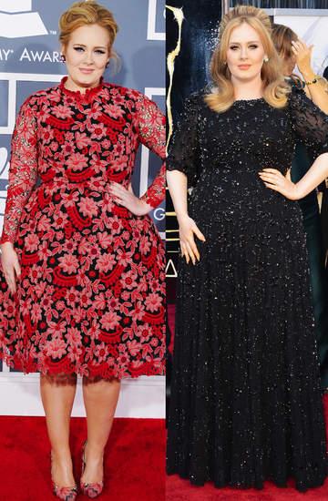 stylizacje Adele 2021