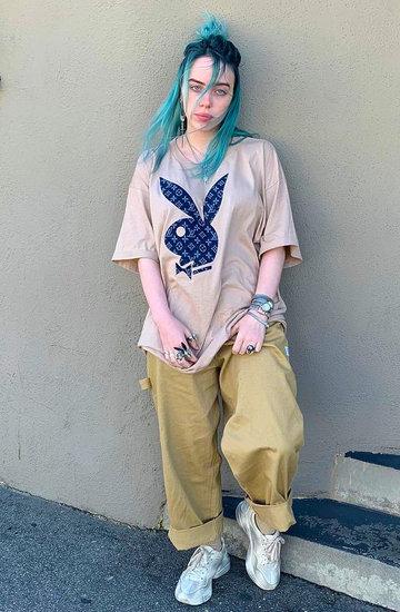stylizacje Billie Eilish