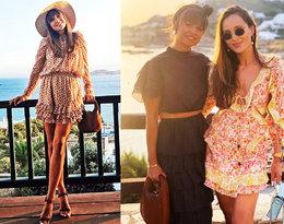 Jakie marki odzieżowe Anna Lewandowska wybiera na wakacjach?