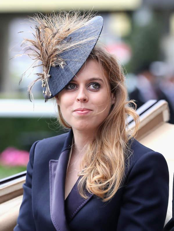 Sukcesja brytyjskiego tronu: księżniczka Beatrice