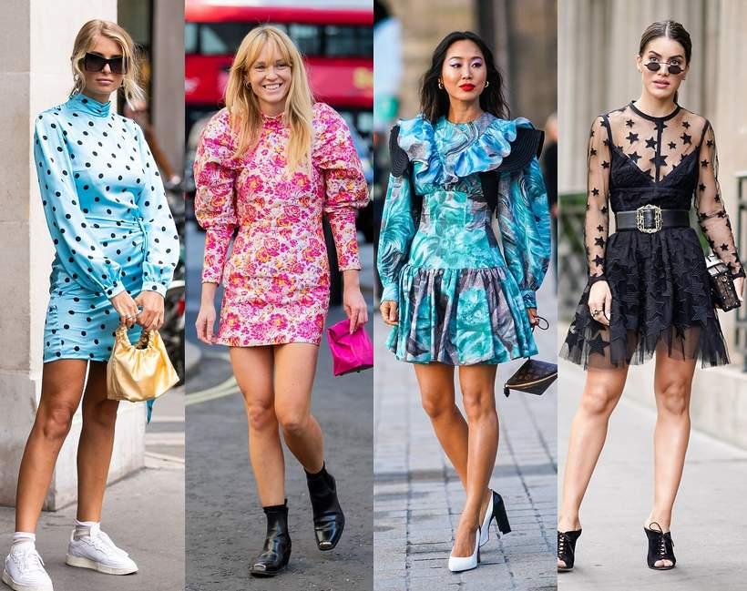 sukienki shopping