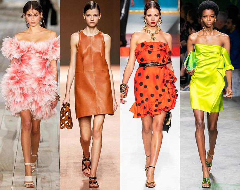 Jakie sukienki są modne tej wiosny. Suknie na wiosnę to