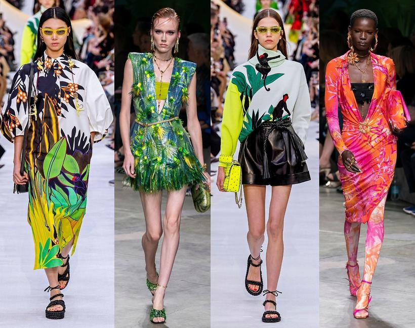 sukienki trendy