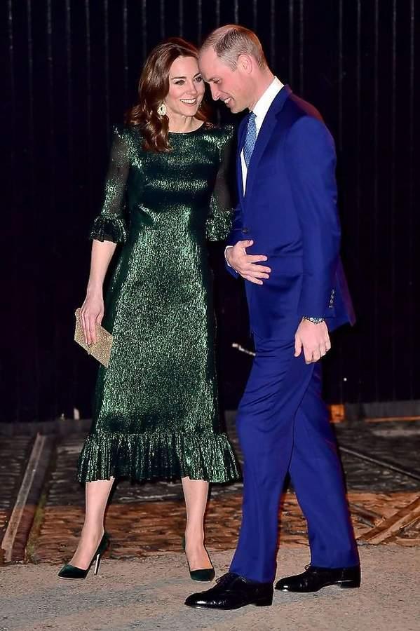 Suknia dekady ksieznej Kate