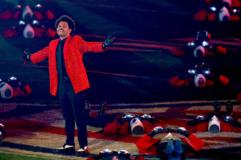 Super Bowl 2021 The Weeknd
