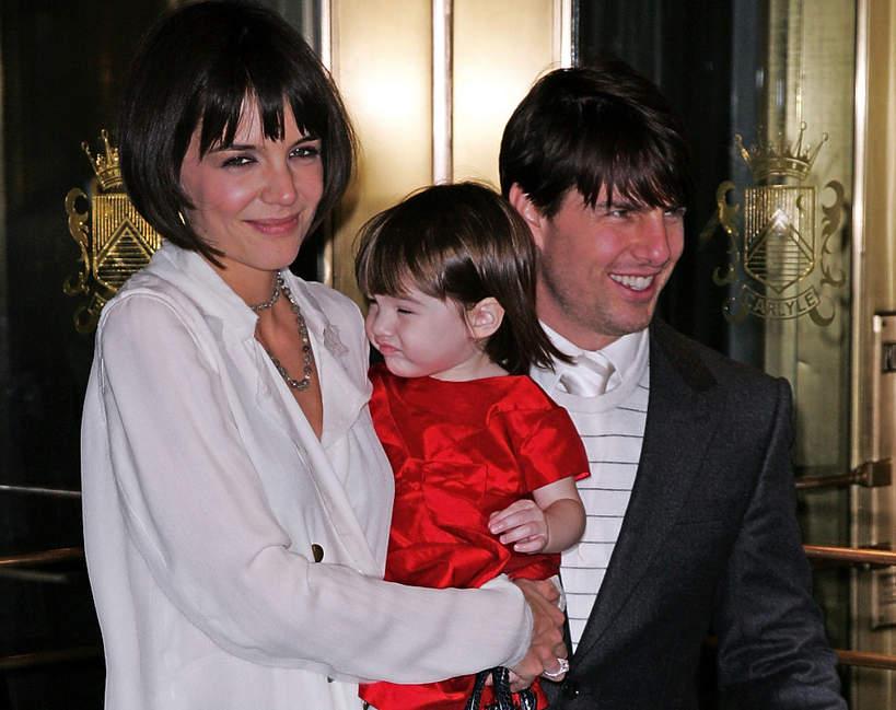 Suri, córka Katie Holmes i Toma Cruise'a - jak teraz wygląda?