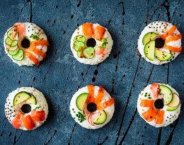 Burgery, donuty, lody... Wszystko zrobione z ryżu! Oto sushi w nowej odsłonie!