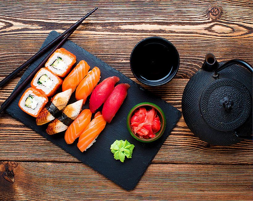 sushi restauracja