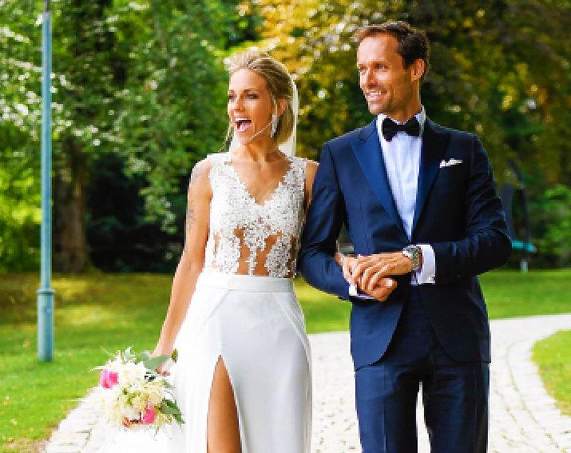 Sven Hannawald i Melissa Hannawald