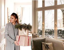 Kasia Tusk wprowadziła już do swoich wnętrz świąteczną atmosferę!