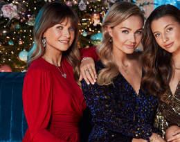 Ania Lewandowska, Małgorzata Socha i Julia Wieniawa w zachwycającej kampanii świątecznej Apart