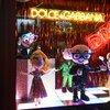 Świąteczna witryna Dolce & Gabbana w Harrodsie