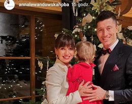 Święta Anny i Roberta Lewandowskich