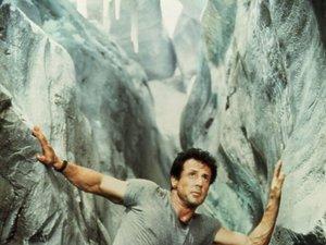 Sylvester Stallone w filmie Na krawędzi, Cliffhanger