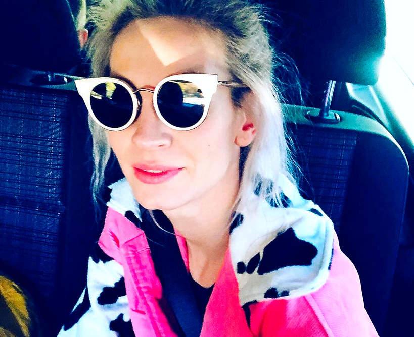 Sylwia Grzeszczak 2020, blond włosy