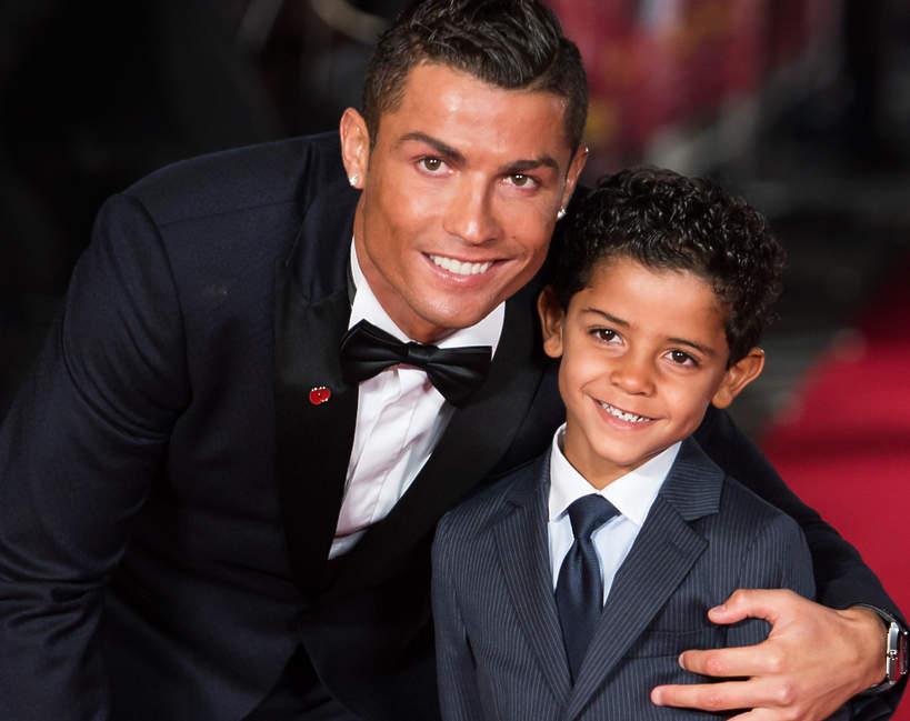 Syn Cristiano Ronaldo - jak teraz wygląda Cristiano Ronaldo junior?
