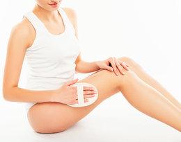Szczotkowanie ciała sposobem na pozbycie się cellulitu!