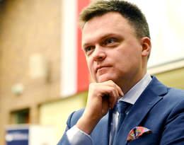 Szymon Hołownia popłakał się podczas transmisji na żywo. Powód podzielił internautów