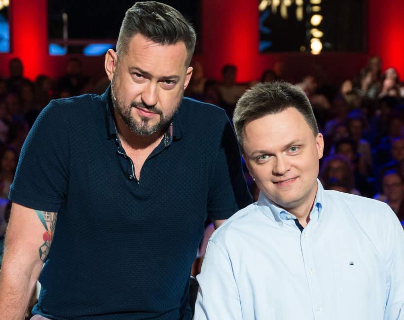 Szymon Hołownia, Marcin Prokop, nowy prowadzący Mam Talent