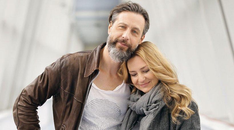 Szymon Majewski z żoną Magdą, Uroda Życia, maj 2016