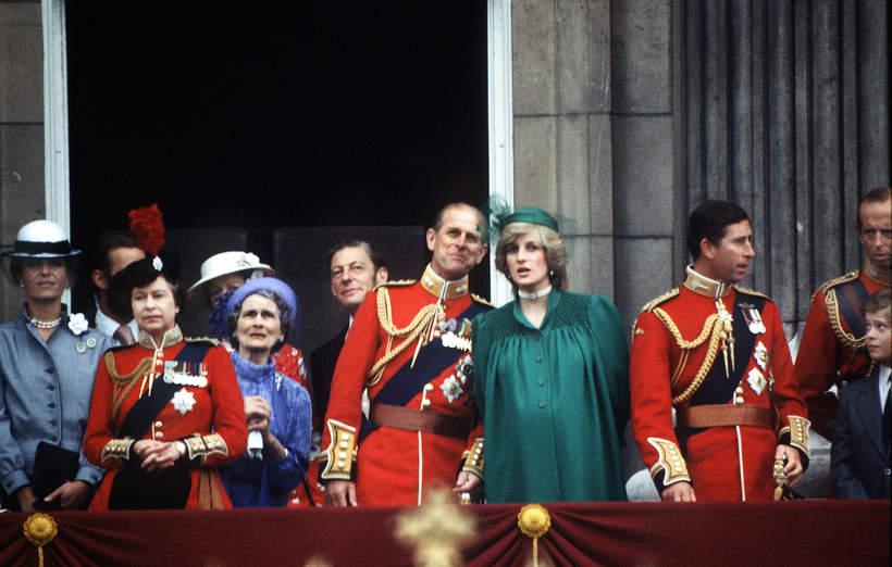 Tak ogłaszano ciąże w rodzinie Windsorów: księżna Diana w ciąży