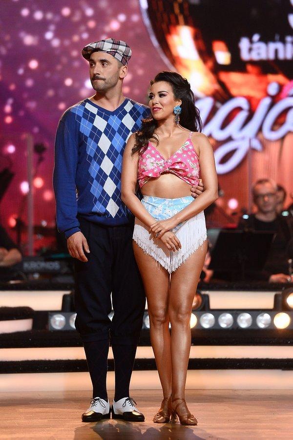 Tamara Gonzalez Perea i Rafał Maserak
