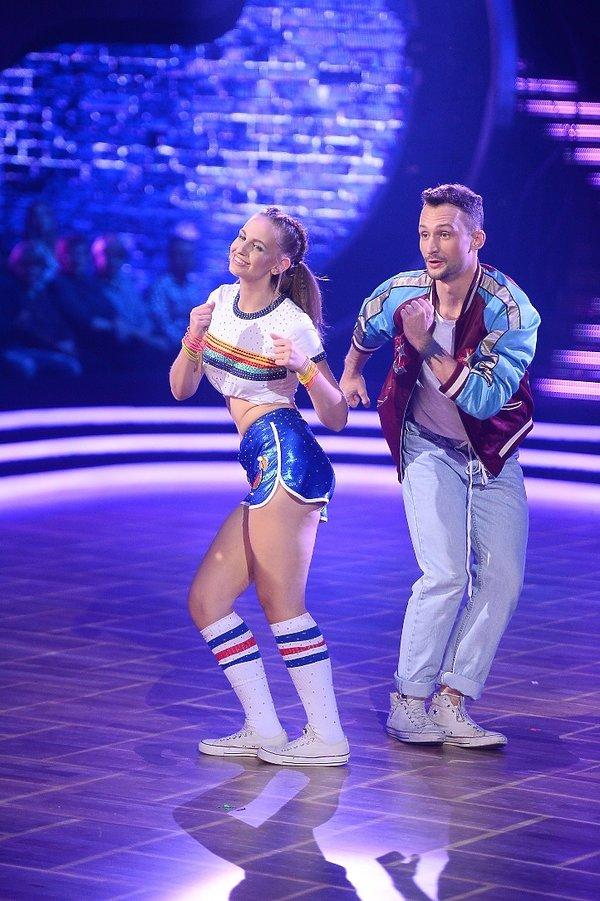 Taniec z gwiazdami, Magda Bereda