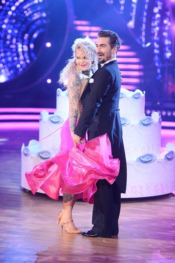 Taniec z gwiazdami, Monika Miller