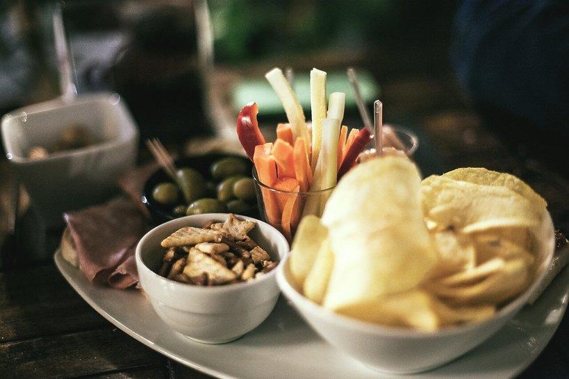 Tapas - co zjeść w Hiszpanii?
