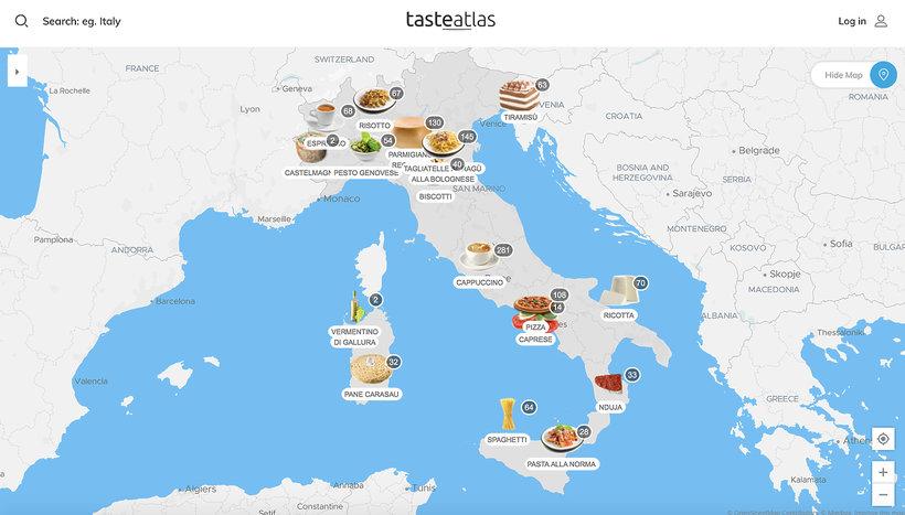 Taste atlas