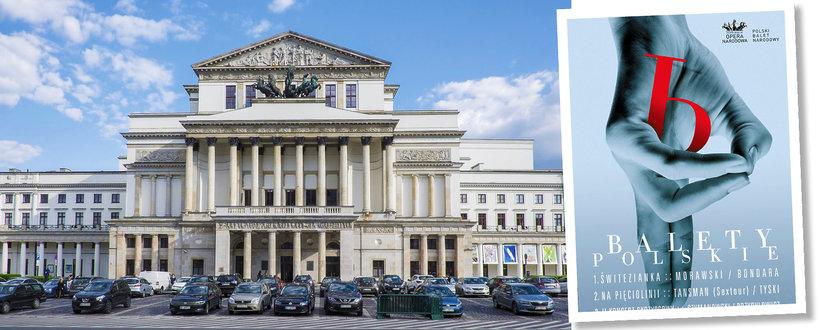 Teatr Wielki, Opera Narodowa, Balety Polskie