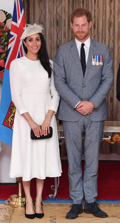 Teorie spiskowe o brytyjskiej rodzinie królewskiej: Meghan Markle jest robotem?