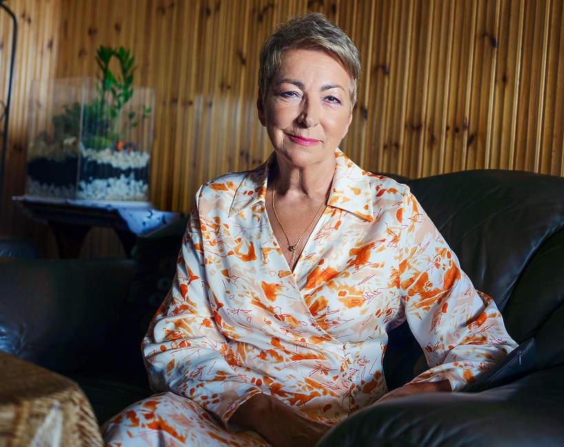 Teresa Skolimowska, matka Kamili Skolimowskiej, VIVA! 15/2021
