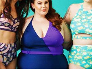 Tess Holliday kostiumy kąpielowe