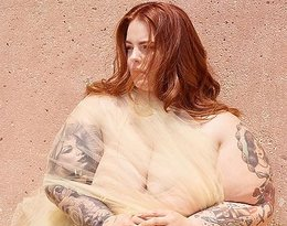 Tess Holliday, modelka XXL, modelka plus size