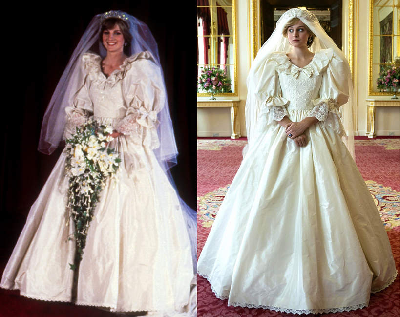 The Crown 4: Emma Corrin jako księżna Diana