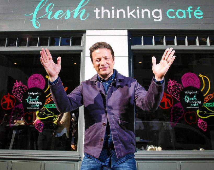the fresh thinking cafe