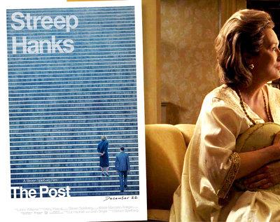 The Post, Czwarta władza, Meryl Streep, Tom Hanks