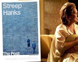 """Złote Globy 2018: """"Czwarta władza"""" Spielberga z Meryl Streep i Tomem Hanksem z szansą na statuetkę. Zobacz zwiastun!"""
