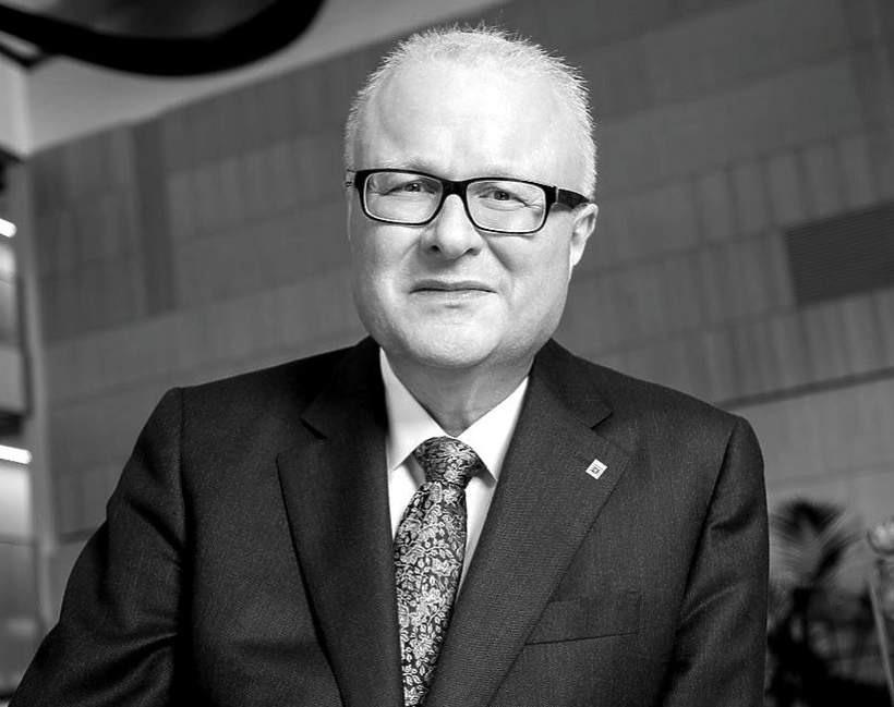 Thomas Schäfer, niemiecki minister finansów