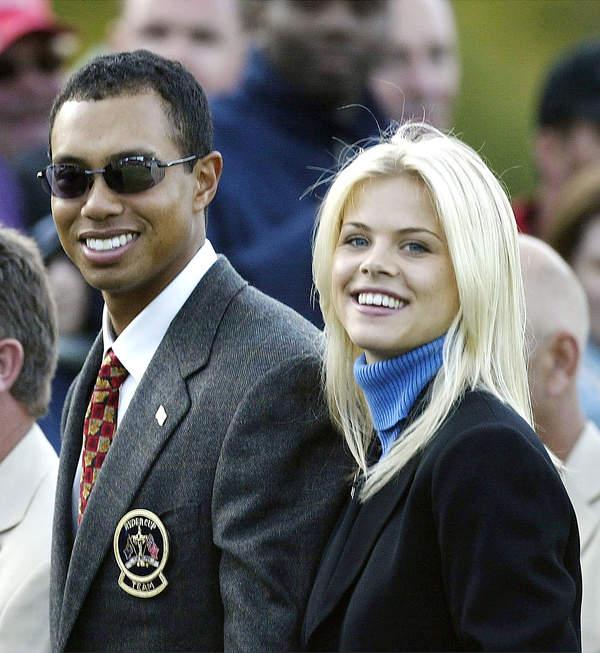 Tiger Woods dziewczyna