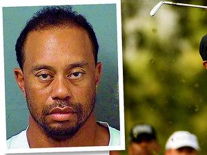 Tiger Woods zatrzymany