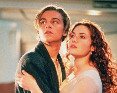 Titanic, Kate Winslet i Leonardo DiCaprio NEW