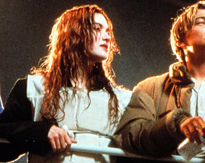 Titanic, Kate Winslet, Leonardo DiCaprio, James Cameron